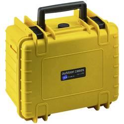 6.6 l B & W outdoor.cases Typ 2000 žlutá 2000/Y/SI