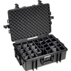 Image of B & W outdoor.cases Typ 6500 Kamerakoffer Wasserdicht