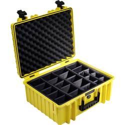 Image of B & W outdoor.cases Typ 6000 Kamerakoffer Wasserdicht
