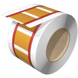 Systém označovania káblov Počet markerov: 400 Weidmüller HS-HF 9.5-19.1/50 MM Y, (š x v) 30.9 mm x 50.8 mm, 400 ks, žltá