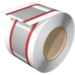 Systém označovania káblov Počet markerov: 100 Weidmüller HS-HF 19.5-38.1/50 MM W, (š x v) 60.5 mm x 50.8 mm, 100 ks, biela