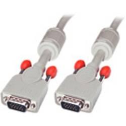 VGA prepojovací kábel LINDY 36344, svetlosivá