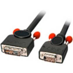 DVI / VGA prepojovací kábel LINDY 41196, 2.00 m, čierna