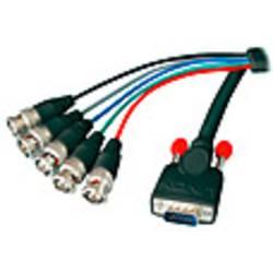 VGA prepojovací kábel LINDY 31562, čierna