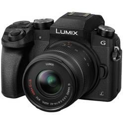 Systémový fotoaparát Panasonic DMC-G70KAEGK, 16 MPix, čierna