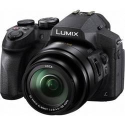 Digitální fotoaparát Panasonic DMC-FZ300EGK, 12.1 MPix, Zoom (optický): 24 x, černá