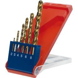 Sada špirálových vrtákov do kovu kwb 427040, N/A, 1 ks