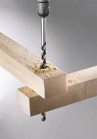 Holz-Spiralbohrer
