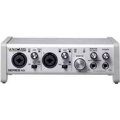 MIDI Interface Tascam Series 102i Monitor-Controlling, inkl. Software Preisvergleich