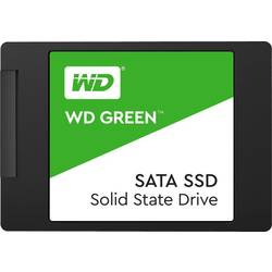 "Interný SSD pevný disk 6,35 cm (2,5 "") WD Green™ WDS480G2G0A, 480 GB, Retail, SATA 6 Gb / s"