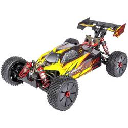 Carson Modellsport Virus 6S 120 km/h Brushless 1:8 RC Modellauto Elektro Buggy Allradantrieb (4WD) 100% RtR 2,4 GHz*