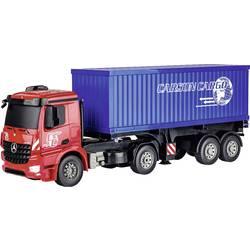 RC model nákladného automobilu kamión Carson Modellsport Mercedes-Benz Arocs mit Container 500907317, 1:20