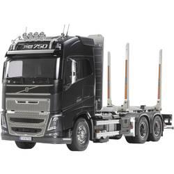 Volvo FH16 Globtrotter 750 6x4 Timber Truck Tamiya 56360, 1:14 ,BS