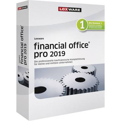 Lexware Financial Office Pro 2019 Jahreslizenz 3 Lizenzen Windows Finanz Software