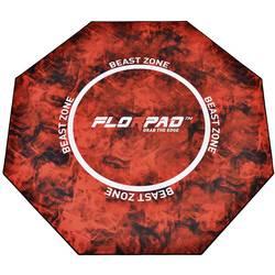Image of Florpad™ FM_Beast Fußbodenschutz Rot, Orange