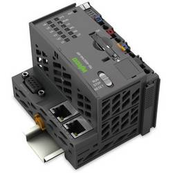SPS kontroler WAGO PFC200 2ETH RS XTR 750-8202/040-000, 24 V/DC
