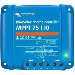 Solárny regulátor nabíjania Victron Energy SCC010010050R, 12 V, 24 V