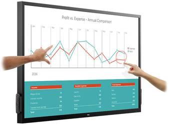 Displays mit Touchscreen