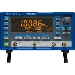 Metrix GX 310-P generátor funkciou USB, Arbitrárny generátor funkcií 0.001 Hz - 10 MHz