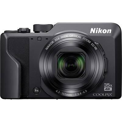 Nikon A1000 schwarz Digitalkamera 16 Mio. Pixel Opt. Zoom: 35 x Schwarz Elektronischer Suc Preisvergleich