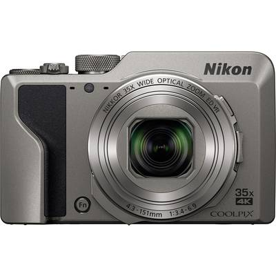 Nikon A1000 silber Digitalkamera 16 Mio. Pixel Opt. Zoom: 35 x Silber Elektronischer Suche Preisvergleich