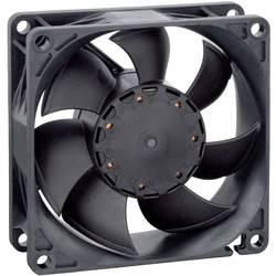 Axiálny ventilátor EBM Papst 8454/2H4P 9692530181, 24 V, 50 dB, (d x š x v) 80 x 80 x 25 mm