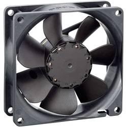 Axiálny ventilátor EBM Papst 8414 NGM 9292506107, 24 V, 26 dB, (d x š x v) 80 x 80 x 25.4 mm