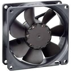 Axiálny ventilátor EBM Papst 8414N 9292506126, 24 V, 32 dB, (d x š x v) 80 x 80 x 25.4 mm