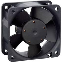 Axiálny ventilátor EBM Papst 614NGHH 9272206007, 24 V, (d x š x v) 60 x 60 x 25 mm