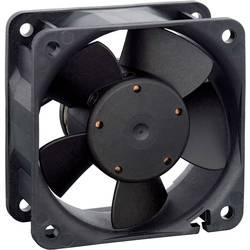 Axiálny ventilátor EBM Papst 614NGML 9292206010, 24 V, 19 dB, (d x š x v) 60 x 60 x 25 mm