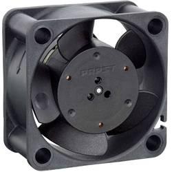 Axiálny ventilátor EBM Papst 412H 9291708012, 12 V, 31 dB, (d x š x v) 40 x 40 x 20 mm