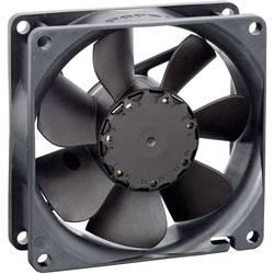 Axiálny ventilátor EBM Papst 8412NGH 9292506105, 12 V, 37 dB, (d x š x v) 80 x 80 x 25.4 mm
