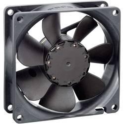 Axiálny ventilátor EBM Papst 8414NL 9292506142, 24 V, 14 dB, (d x š x v) 25.4 x 80 x 80 mm