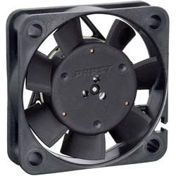 Axiálny ventilátor EBM Papst 405 F 9291705010, 5 V, 22 dB, (d x š x v) 40 x 40 x 10 mm
