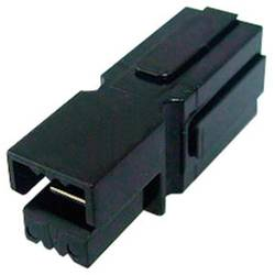 Image of Hochstrom-Batteriesteckverbinder für 15 - 45 A Schwarz APP Inhalt: 1 St.