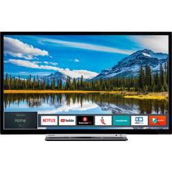 "LED TV 81 cm 32 "" Toshiba 32W3863DA en.třída A+ (A++ - E) DVB-C, DVB-S, HD ready, Smart TV, WLAN čer"