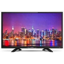 Image of Dyon LIVE 24 Pro LED-TV 60 cm 23.6 Zoll EEK A+ (A++ - E) DVB-T2, DVB-C, DVB-S, Full HD, CI+ Schwarz