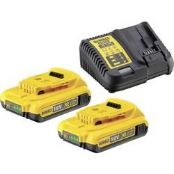 Akumulátor do náradia a nabíjačka, Dewalt DCB115D2 DCB115D2-QW