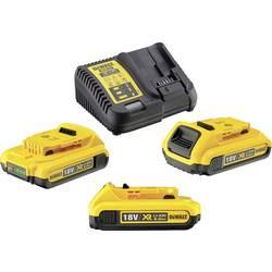 Akumulátor do náradia a nabíjačka, Dewalt DCB115D3 DCB115D3-QW