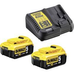 Akumulátor do náradia a nabíjačka, Dewalt DCB115P2 DCB115P2-QW