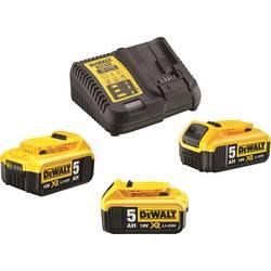 Akumulátor do náradia a nabíjačka, Dewalt DCB115P3 DCB115P3-QW