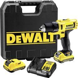 Aku vŕtací skrutkovač Dewalt DCD710D2 DCD710D2-QW, 10.8 V, 2.0 Ah