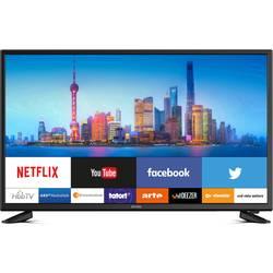 Image of Dyon SMART 40 Pro LED-TV 100.3 cm 39.5 Zoll EEK A+ (A++ - E) DVB-T2, DVB-C, DVB-S, Full HD, Smart TV, WLAN, CI+ Schwarz