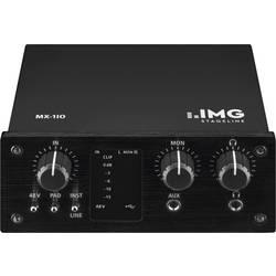 Audio rozhraní IMG STAGELINE MX-1IO