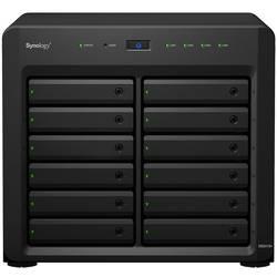 Skriňa pre NAS server Synology DiskStation DS2419+ DS2419+, 2x pripojovacie miesto M.2, šifrovanie hardvéru