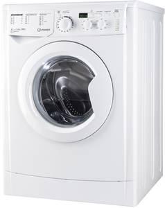 INDESIT EWD 61052 W EU 1 Waschmaschine EEK A Weiss