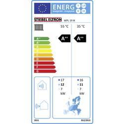 Tepelné čerpadlo voda - vzduch Stiebel Eltron WPL 19 IK 235878