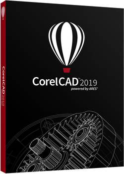 Image of Corel CAD 2019 Vollversion, 1 Lizenz Windows, Mac CAD-Software