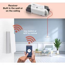 Image of Caliber Audio Technology Caliber Smart Home Starterkit Beleuchtung Reichweite max. (im Freifeld) 15 m Alexa, Google