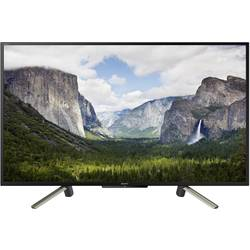 Sony BRAVIA KDL43WF665 LED TV 108 cm 43 palca en.trieda A + (A ++ - E) DVB-T2, DVB-C, DVB-S, Full HD, Smart TV, WLAN, PVR ready, CI+ čierna